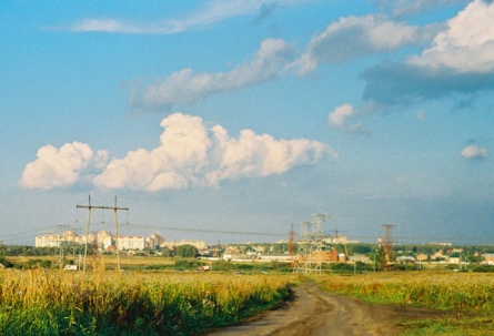 039 nature side of industrial city